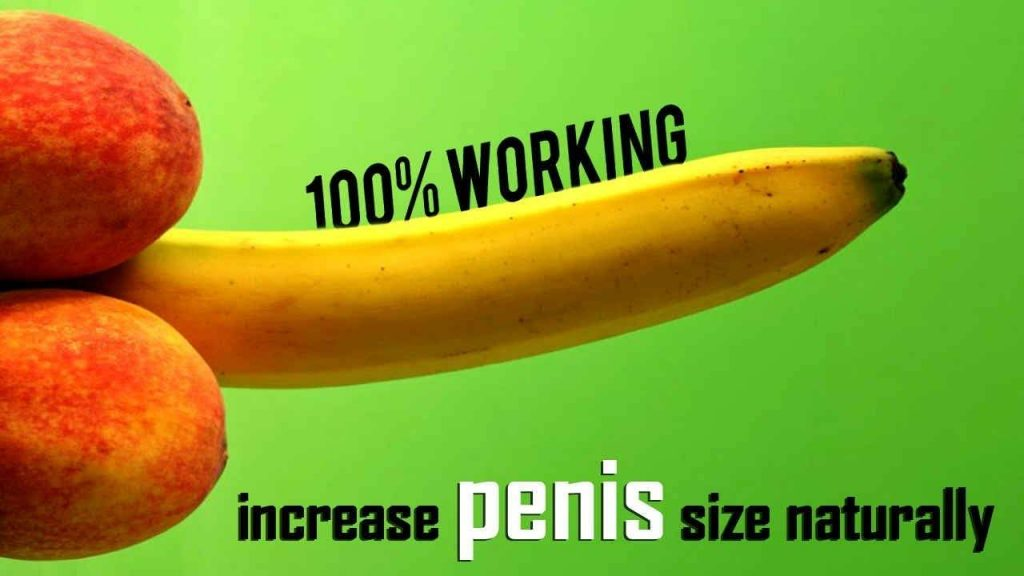 Best Food for Increasing Penis Size